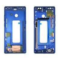 Marco Frontal Pantalla Samsung Galaxy Note 8 N950 Azul