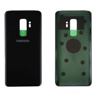 Tapa Trasera Batería Samsung Galaxy S9 Plus G965 Negro