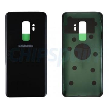 Tapa Trasera Batería Samsung Galaxy S9 Plus G965F Negro