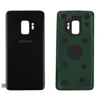 Tapa Trasera Batería Samsung Galaxy S9 G960F Negro