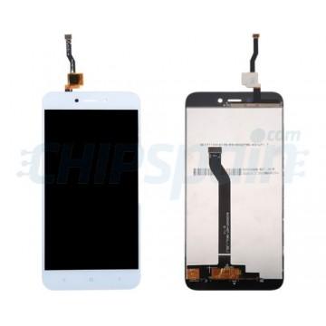 Ecrã Tátil Completo Xiaomi Redmi Go / Xiaomi Redmi 5A Branco