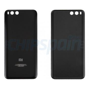 Tapa Trasera Batería Xiaomi Mi 6 Negro