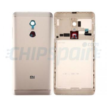 Tapa Trasera Batería Xiaomi Redmi Note 4X Oro