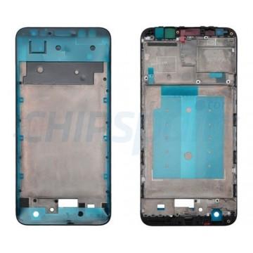 LCD Screen Moldura Frontal Huawei Mate 10 Lite Preto