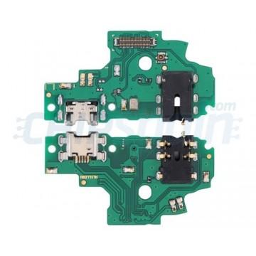 Connector Flex Carregamento e Microfone Huawei Honor 9 Lite