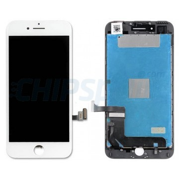 LCD Screen + Touch Screen Digitizer Assembly Original iPhone 7 White