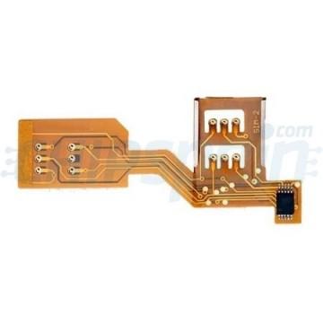 Adaptador Dual SIM iPhone 3G/3GS