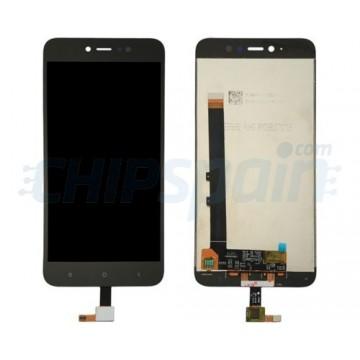 Ecrã Tátil Completo Xiaomi Redmi Note 5A Pro / Note 5A Prime Preto