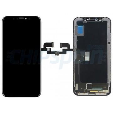 Pantalla iPhone X Completa Negro