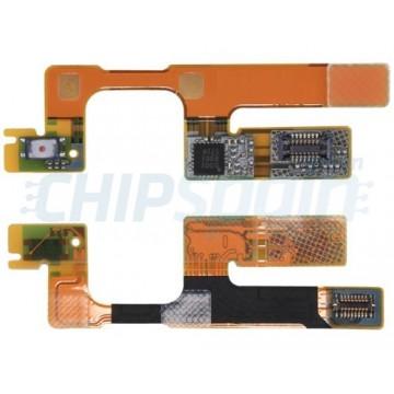 Flex Botón Encendido Sony Xperia XZ1 Compact G8441