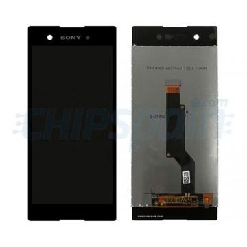 Ecrã Tátil Completo Sony Xperia XA1 G3121 Preto