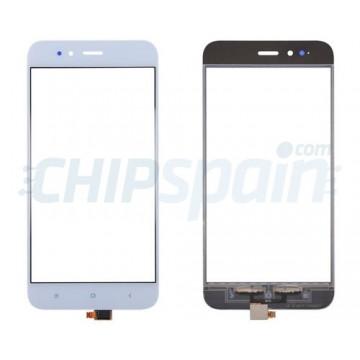 Vidro Digitalizador Táctil Xiaomi Mi A1 - Mi 5X Branco
