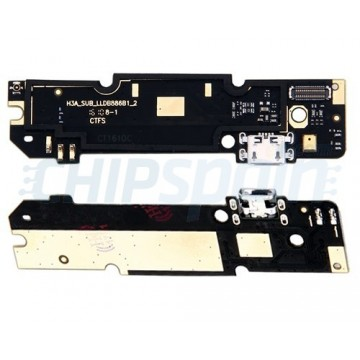 Charging Port and Microphone Ribbon Flex Cable Replacement Xiaomi Redmi Note 3 Pro