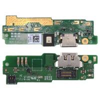 Connector Flex Carregamento e Microfone Sony Xperia XA1 Ultra G3221 G3212