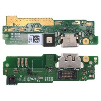 Placa con Conector de Carga Tipo C y Micrófono Sony Xperia XA1 Ultra G3221 G3212