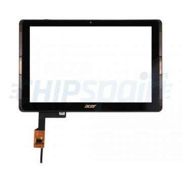 Vidro Digitalizador Táctil Acer Iconia Tab 10 A3-A40 Preto