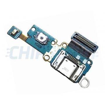 "Flex Conector Carga Micro USB y Micrófono Samsung Galaxy Tab S2 T715 (8"")"