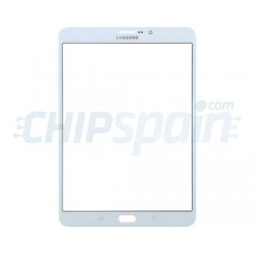 Cristal Exterior Samsung Galaxy Tab S2 LTE T719 Blanco