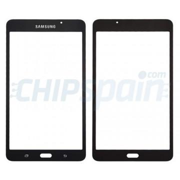 "Vidro Exterior Samsung Galaxy Tab A T280 T285 (7"") (2016) Preto"