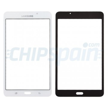"Front Screen Outer Glass Lens for Samsung Galaxy Tab A T280 T285 (7"") (2016) White"