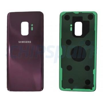 Tapa Trasera Bateria Samsung Galaxy S9 G960F Morado