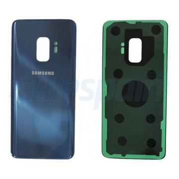 Tampa Traseira Bateria Samsung Galaxy S9 G960F Azul Escuro