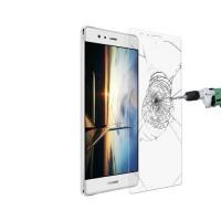 Película de ecrã Vidro 0.26mm Huawei P9