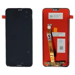 Pantalla Huawei P20 Lite ANE-LX1 Completa Negro