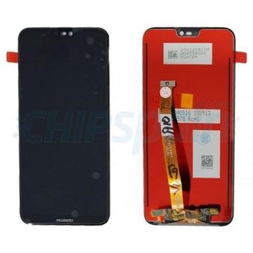 Ecrã Tátil Completo Huawei P20 Lite Preto