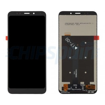 Ecrã Tátil Completo Xiaomi Redmi 5 Plus / Redmi Note 5 Preto