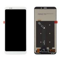 Ecrã Tátil Completo Xiaomi Redmi 5 Plus Branco