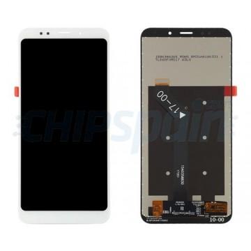 Ecrã Tátil Completo Xiaomi Redmi 5 Plus / Redmi Note 5 Branco