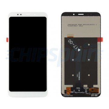 LCD Screen + Touch Screen Digitizer Assembly Xiaomi Redmi 5 Plus / Redmi Note 5 White