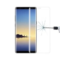 Screen Protector Tempered Glass Curved Samsung Galaxy Note 8 Transparent