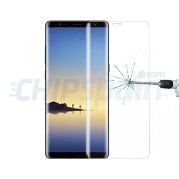 Cristal Templado Curvo Samsung Galaxy Note 8 Transparente