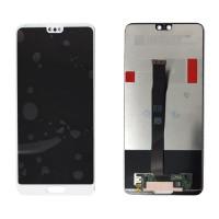 Ecrã Tátil Completo Huawei P20 Branco