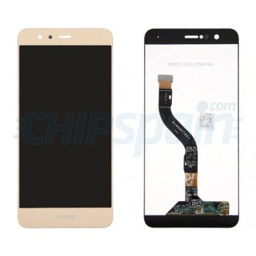 Ecrã Tátil Completo Huawei P10 Lite / Nova Lite / P10 Lite 2017 Ouro WAS-LX1 / LX1A
