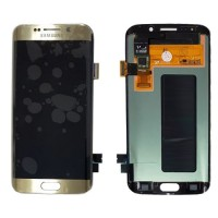 LCD Display + Touch Panel Samsung Galaxy S6 Edge G925F Gold