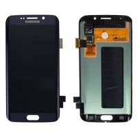 LCD Screen + Touch Screen Digitizer Assembly Samsung Galaxy S6 Edge G925F Dark Blue