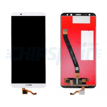Ecrã Tátil Completo Huawei Mate 10 Lite Branco RNE-L21