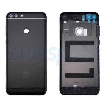 Tapa Trasera Bateria Huawei P Smart Negro