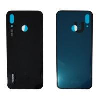 Battery Back Cover Huawei P20 Lite Black