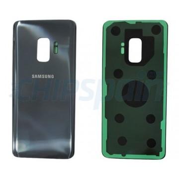Tampa Traseira Bateria Samsung Galaxy S9 G960F Cinza