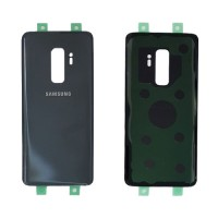 Tampa Traseira Bateria Samsung Galaxy S9 Plus G965F Cinza