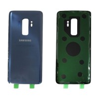 Tampa Traseira Bateria Samsung Galaxy S9 Plus G965F Azul