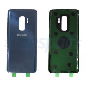 Tapa Trasera Bateria Samsung Galaxy S9 Plus G965F Azul