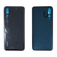 Tapa Trasera Batería Huawei P20 Pro Negro
