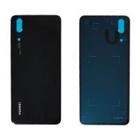 Tapa Trasera Bateria Huawei P20 Negro