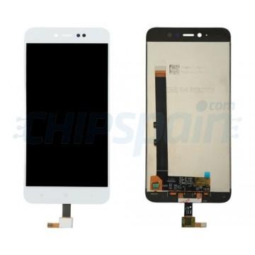 Ecrã Tátil Completo Xiaomi Redmi Note 5A Pro / Note 5A Prime Branco