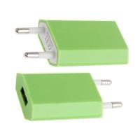 Adaptador de energia a USB Verde